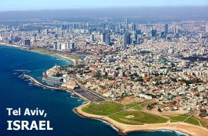 IsraelTelAVIVseaLandHotelsGreen